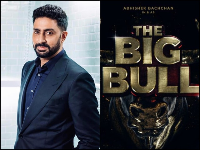 Abhishek Bachchan's Next Film Titled 'The Big Bull', Actors Shares FIRST Poster