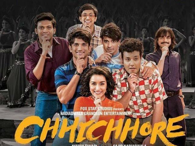 Sushant Singh Rajput-Shraddha Kapoor's 'Chhichhore' Enters 100 Crore Club In Third Week, Earns Rs 102.19