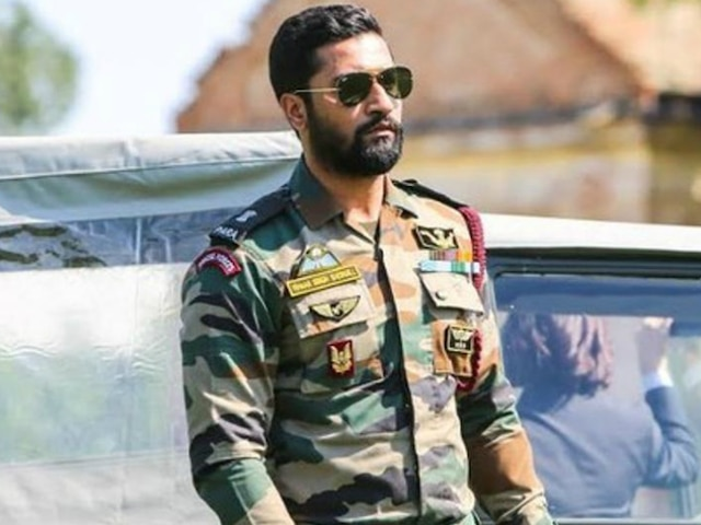 Vicky Kaushal Pays Homage To Soldiers Martyred In 2016 Uri Attack! See Picture!