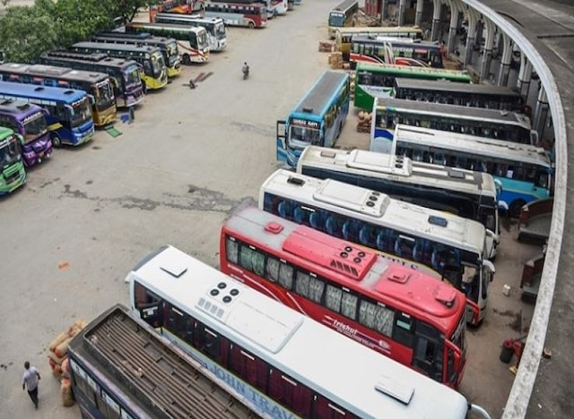 Transport Strike In Delhi-NCR Today Against Amended Motor Vehicles Act; Many Schools To Remain Shut