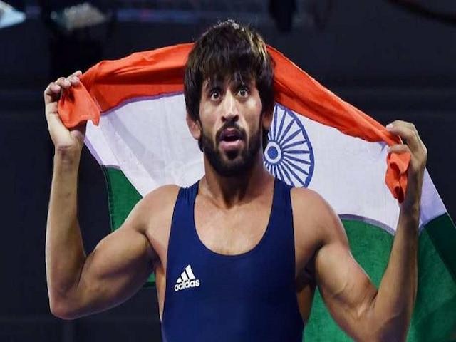 World Wrestling Championships: Bajrang Punia, Ravi Kumar Secure Semis Berths; Seal Tokyo Olympic Berths