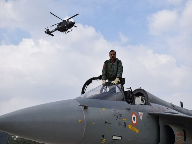 New Air Force Chief of IAF Air Marshal RKS Bhadauria
