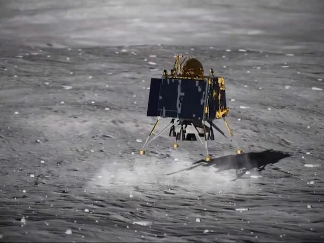Chandryaan 2: Vikram Lander Lost Forever? ISRO Orbiter Performing Normally