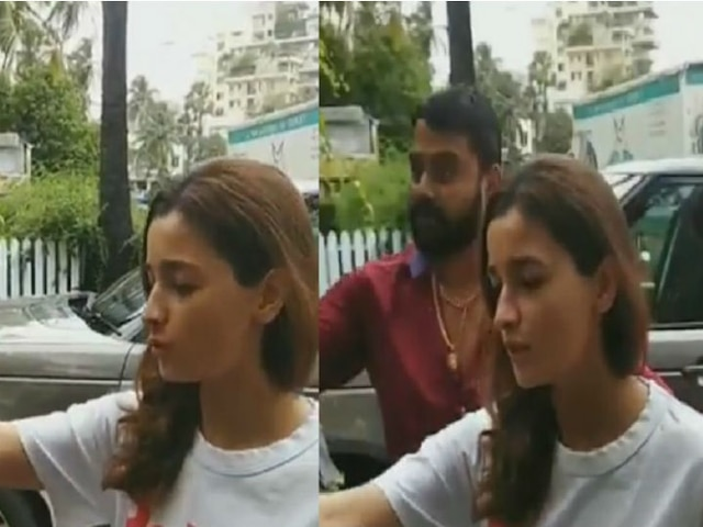 Alia Bhatt's Video Of Scolding Her Bodyguard Goes VIRAL, Actress Faces Flak As Netizens Ask to 'Watch Her Attitude'