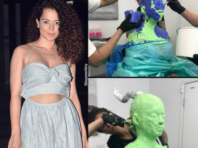 Here's how Kangana Ranaut is preparing for 'Thalaivi', gives measurements for prosthetics to step into Jayalalithaa's shoes