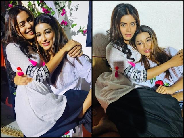 Divya Drishti LEAD Actresses Sana Sayyad & Nyra Banerjee FIGHT With Production Team?