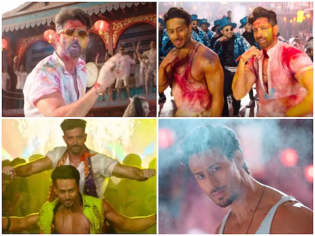 Hrithik Roshan & Tiger Shroff Dance Face Off In 'Jai Jai Shivshankar' From 'War' Will Leave You Spellbound! Watch Video!