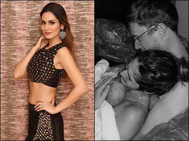 Bruna Abdullah Shares PIC With Baby Girl Isabella & Hubby Allan Fraser, REVEALS Her 'Birth Story'