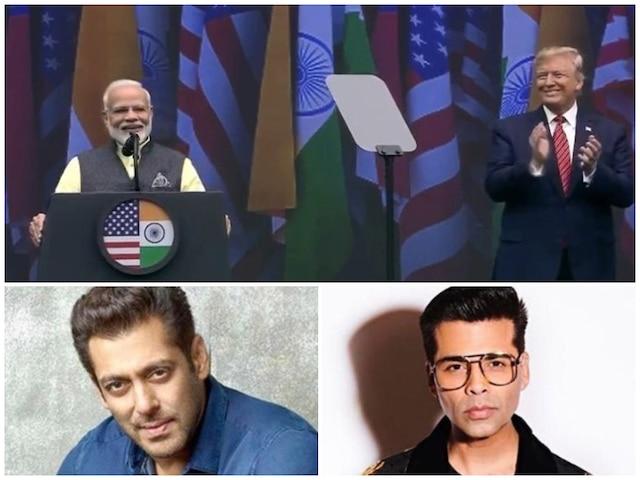 Howdy, Modi!: Salman Khan & Other Bollywood Celebs Hail Prime Minister Narendra Modi's Speech At The Event