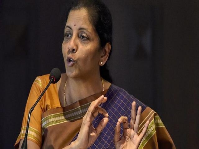 No Plans To Revise Fiscal Deficit Target, Cut Spending: Finance Minister Nirmala Sitharaman