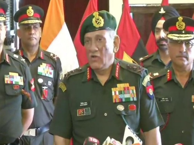 Terror Camp In Balakot 'Reactivated' By Pakistan Months After IAF Strike: Army Chief Bipin Rawat