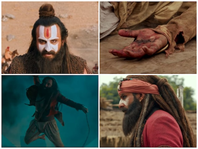 'Laal Kaptaan' trailer: Saif Ali Khan's Dangerous Assassin avatar will blow your mind!