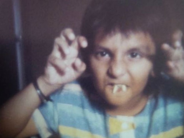 Ranveer Singh Wins Hearts With His Childhood Pic On Instagram