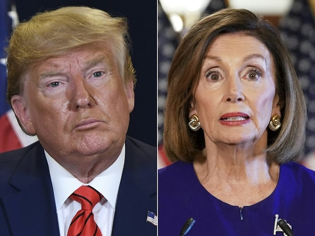 'Trump Not Above The Law,' US House Speaker Nancy Pelosi Launches Impeachment Inquiry Into Trump