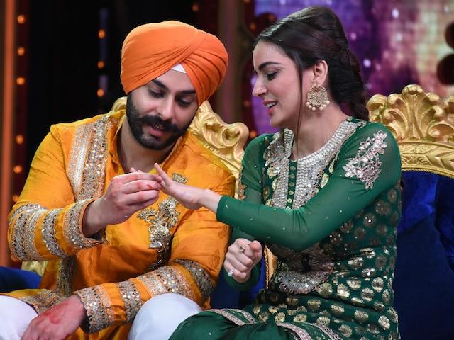 Nach Baliye 9: Did 'Kundali Bhagya' Actress Shraddha Arya Get Engaged To Beau Alam Makkar On The Show? See Pictures!