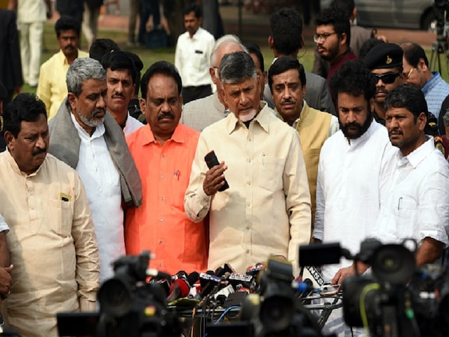 Telangana Bypolls: TDP May Skip Elections Due To Existential Crisis