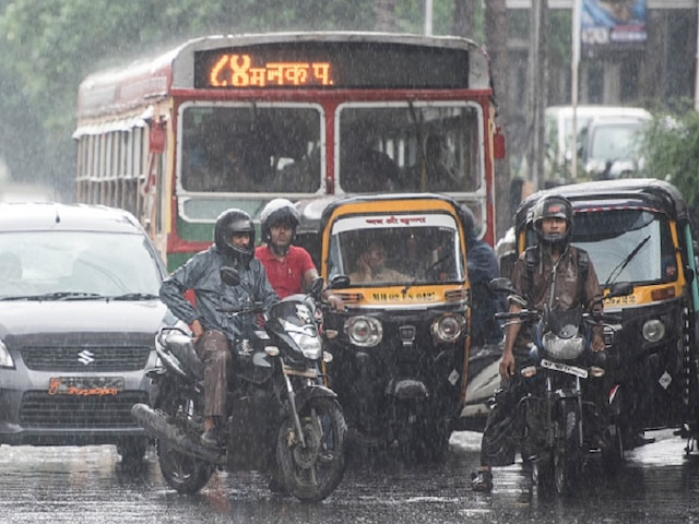 Maharashtra Rains: 12 Killed As Heavy Downpour Continue; Flooding In Several Areas