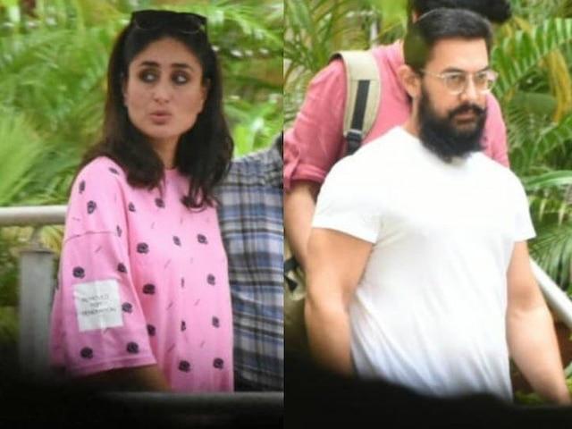 Aamir Khan, Kareena Kapoor Khan start 'Laal Singh Chaddha' shoot in Punjab on Nov 1