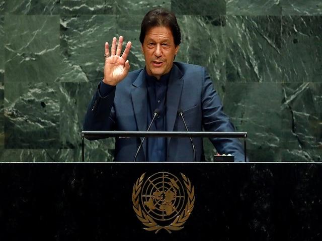 Imran Khan UNGA Speech: Pakistan PM Picks Kashmir Issue, Nuclear Threat PM Modi