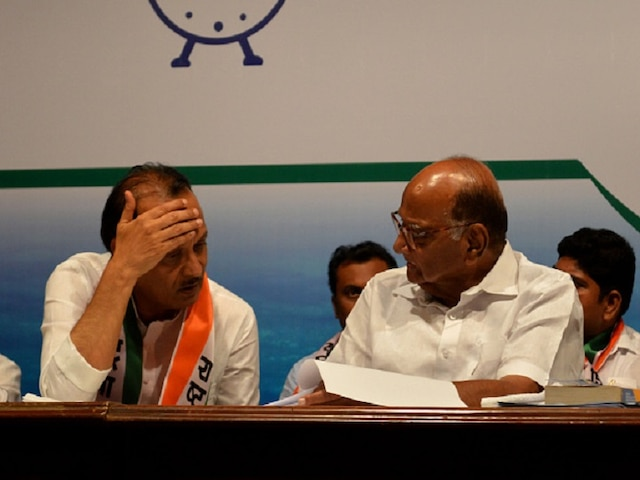 NCP Leader Ajit Pawar Quits As MLA; Sharad Pawar Says No Feud In Family