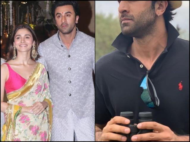 Ranbir Kapoor Birthday: Here's How Alia Bhatt Wished Her Boyfriend & Brahmastra Co-star