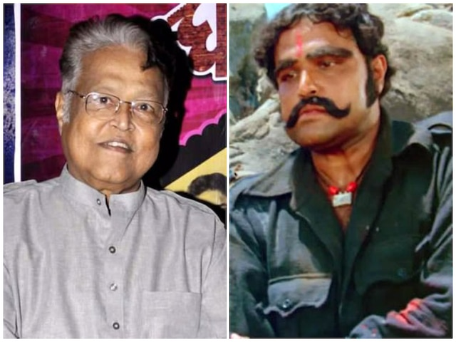 Veteran Actor Viju Khote Aka Sholay's 'Kaalia' Passes Away At 78!