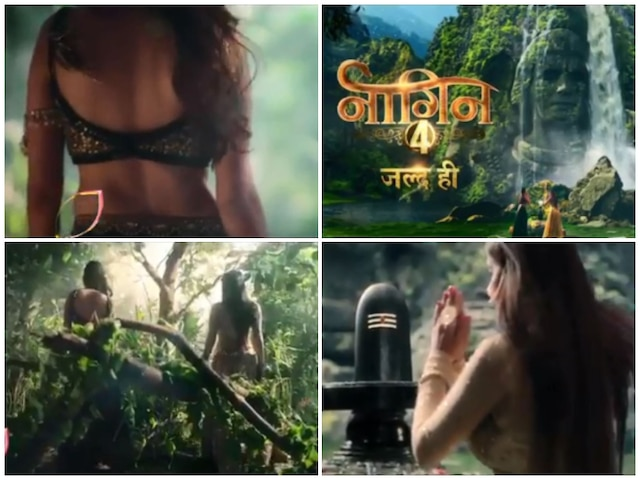 'Naagin 4' Teaser: Ekta Kapoor Surprises Fans With Glimpses Of Two Ichhadhari Naagins! Watch Video!
