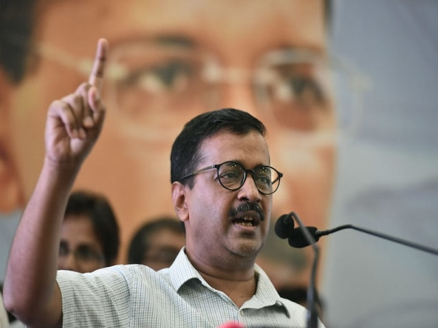 Water Production In City Back To Normal: Chief Minister Arvind Kejriwal