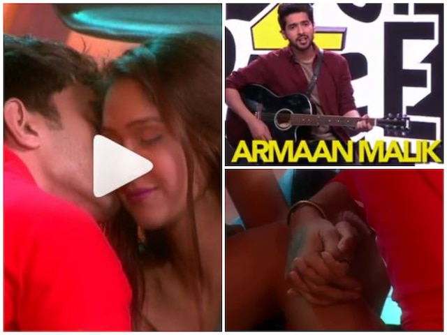 MTV Ace of Space 2: Armaan Malik Plays Cupid For Krissann Barretto-Salman Zaidi; A New Love Story Brewing In Vikas Gupta's Show? Watch Promos!
