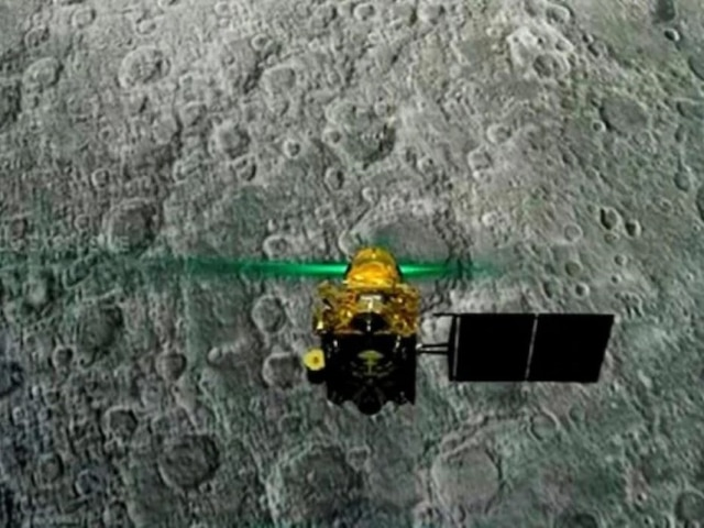 ISRO Has Not Given Up Efforts To Regain Link With Chandrayaan-2's Lander Vikram
