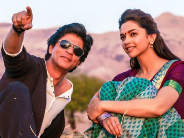 Did Shah Rukh Khan Forget To Call Deepika Padukone? See Her Tweet!