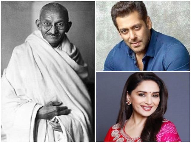 Gandhi Jayanti 2019: B-town celebs Pay Tributes To Mahatma Gandhi On His 150th Birth Anniversary