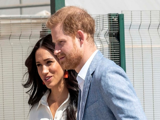 Lost My Mother, Now My Wife Is Falling Victim: Says Prince Harry As He Sues British Press For Bullying Meghan Markle