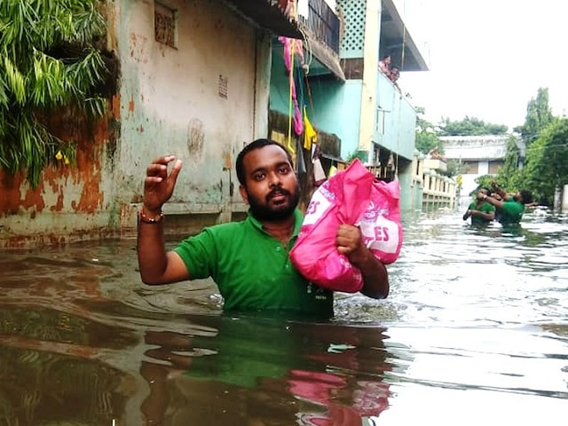 Help Bihar - An ABP News-Robinhood Army Initiative