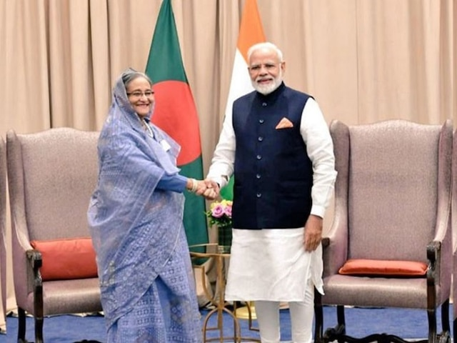 PM Modi, Bangladesh PM Sheikh Hasina To Hold Bilateral Discussions Today, To Inaugurate 3 Projects