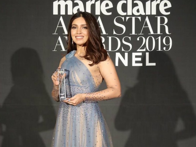 Bhumi Pednekar Earns Face of Asia Honour At Busan International Film Festival
