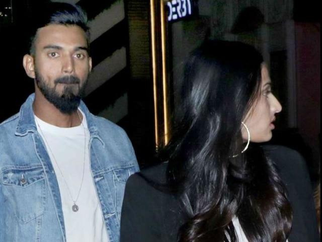 Suniel Shetty's Daughter Athiya Shetty Dating Cricketer KL Rahul?