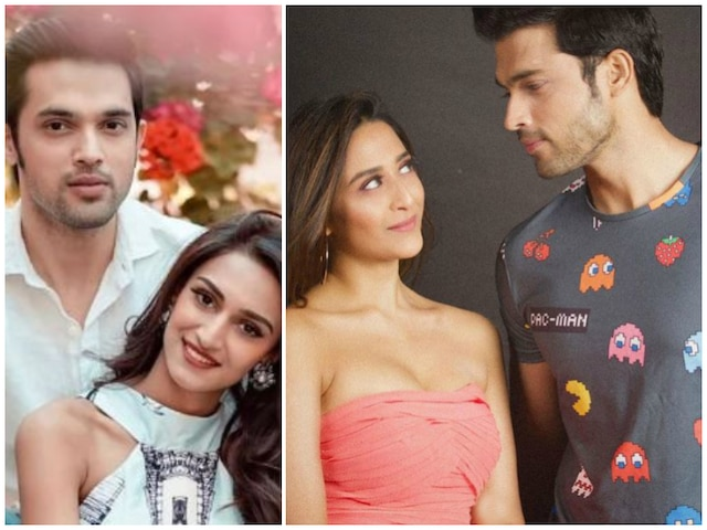 'Kasautii Zindagii Kay' Actor Parth Samthaan Alleged Girlfriend & Co-Star Ariah Agarwal Declares They Are '100 Percent Compatible' With Adorable Pictures!