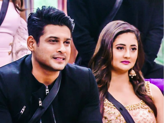 'Bigg Boss 13' Contestants Rashami Desai-Sidharth Shukla Get Into A Brawl; Actress Says, 'Sidharth And I Can Never Have A Connection'