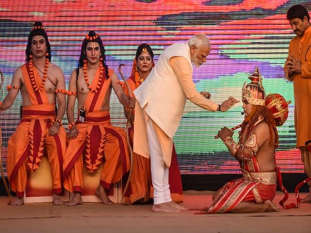 Dussehra 2019: PM Modi Visits Ram Leela Ground In New Delhi; Says Festivals Bring Us Together