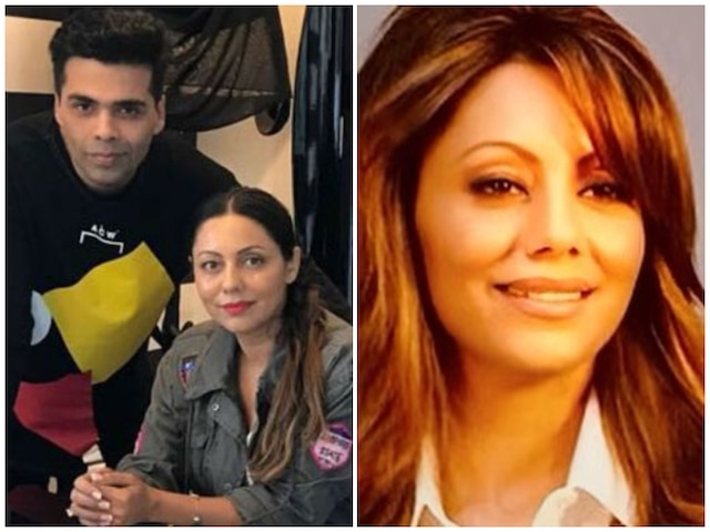 Gauri Khan Birthday: Karan Johar Calls Shah Rukh Khan's Wife His 'Silent Support System In My Life'