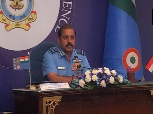 Balakot Strikes Show Major Shift In Govt Handling Of Terrorist Attacks: IAF Chief