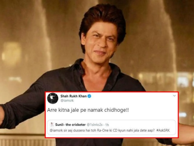 Shah Rukh Khan Goes Sassy With His Replies, Makes #AskSRK Top-Trending On Twitter