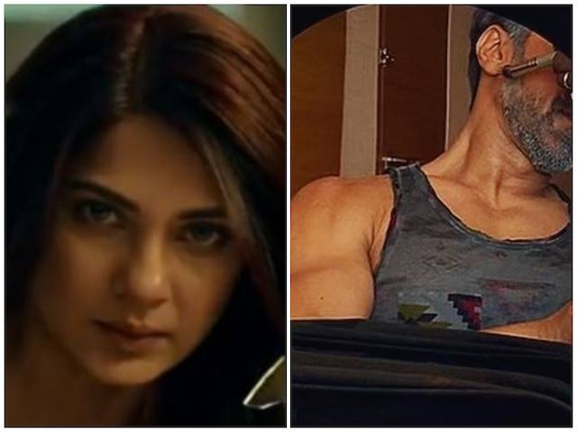 Beyhadh 2: Jennifer Winget's Co-Star Ashish Chowdhry Starts Shooting On Dussehra; Shares Glimpse Of His Salt & Pepper Look In First Picture From Sets!