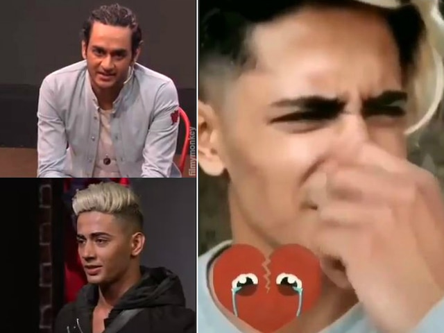 Ace Of Space 2: Vikas Gupta shows house guests the video message of season 1 contestant Danish Zehen who died in a road accident