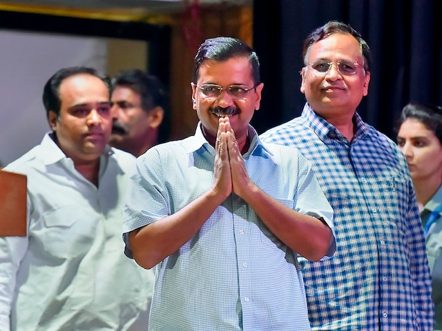 Govt Explains Why Kejriwal Was Denied Permission To Visit Denmark