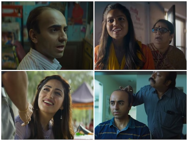 'Bala' Trailer: Ayushmann Khurrana's Bald Avatar Will Leave You In Splits! Watch!