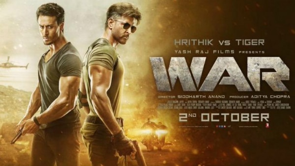 'War' Box Office Collection Day 8: Hrithik Roshan, Tiger Shroff's Film Has A Mind-Blowing Hold On Wednesday, Collects Rs. 11.90 Crore!