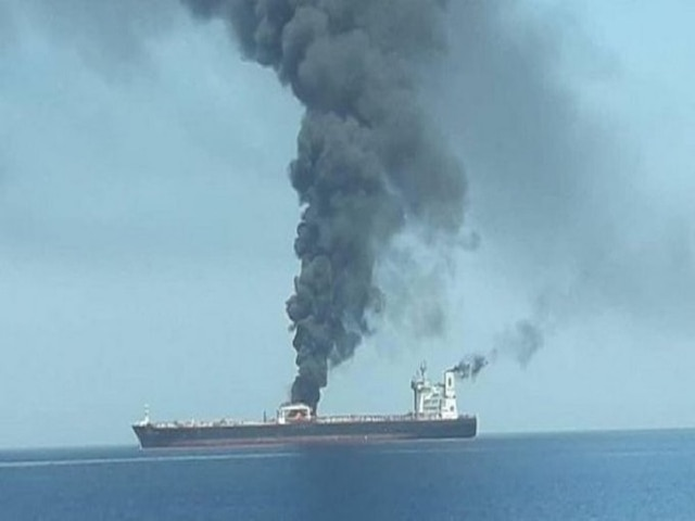Oil Prices Surge As Iranian Tanker Hit By Double Blast Off Saudi Coast