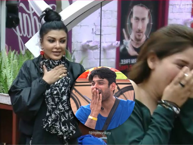 Bigg Boss 13: Oops! Koena Mitra sees Siddharth Dey naked inside the bathroom by accident, housemates tease singing 'kundi mat khadkao raja' leaving him embarrassed!